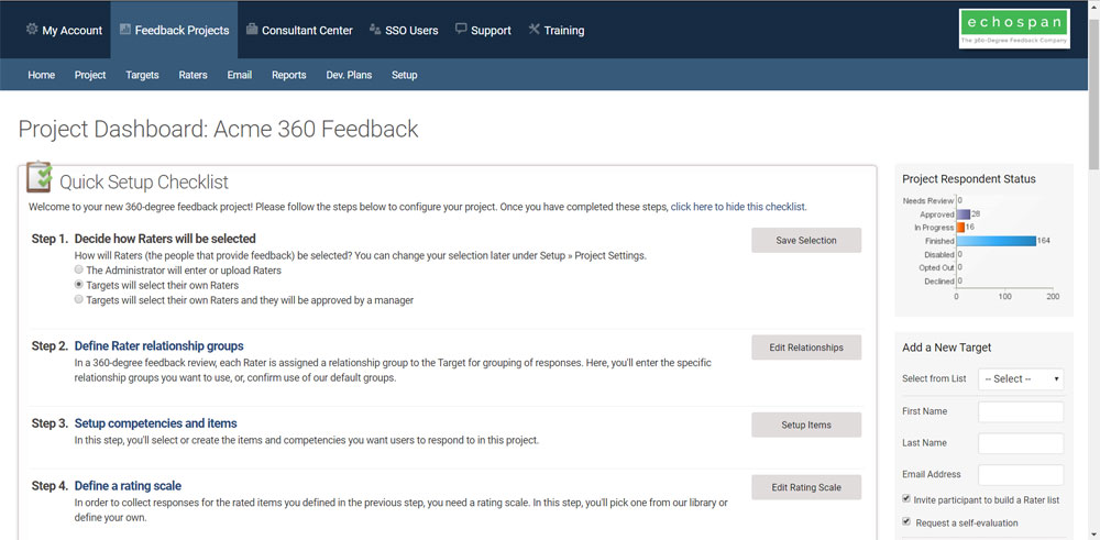 EchoSpan Consultant Licensing: Resell Our 360-Degree Feedback Tools